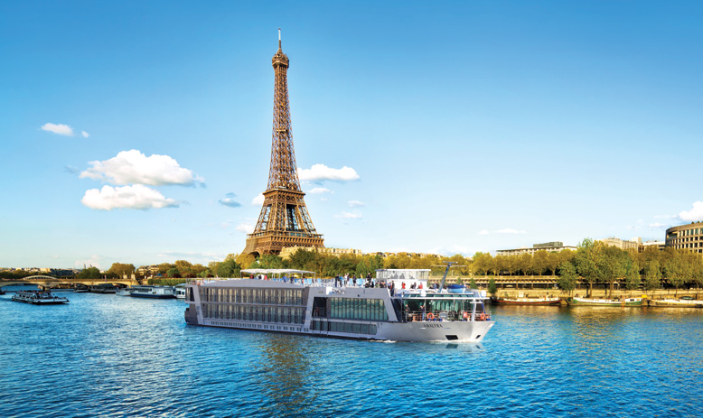 Cruise Tour Another Option To Explore France Differently - France river cruise