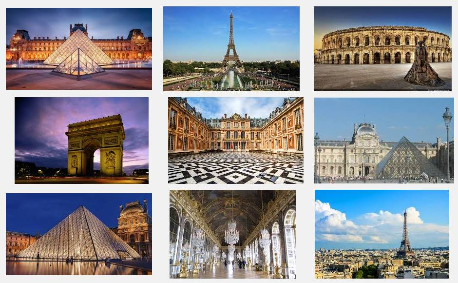 France Tourist Destination