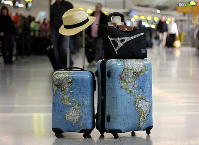 How To Make A Smart Luggage
