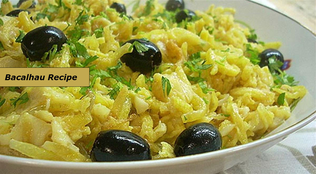 Bacalhau Recipe