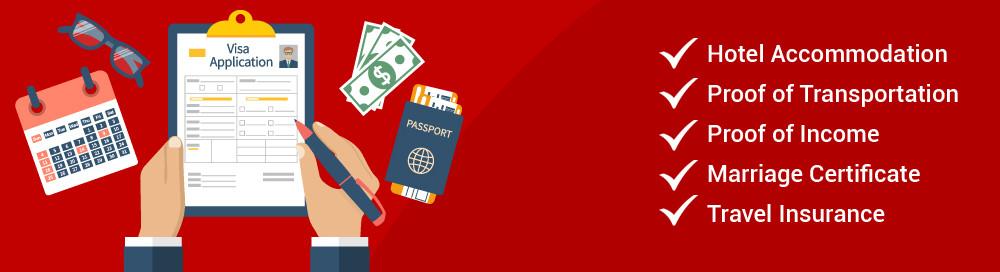Visa-Documents